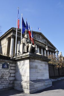 Free The French Parliament Stock Images - 20619184