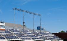 Free Sports Stadium Royalty Free Stock Photo - 20619815