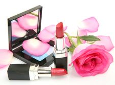 Free Decorative Cosmetics Royalty Free Stock Images - 20619979