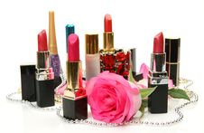 Free Decorative Cosmetics Stock Photo - 20619990