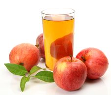 Free Ripe Fruit And Juice Stock Photography - 20619992
