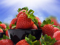 Free Fresh Healthy Strawberries Royalty Free Stock Image - 20625866