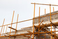 Free Scaffold In Construction Site Royalty Free Stock Image - 20626566