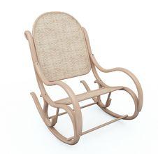 Free Rocking Chair Royalty Free Stock Photos - 20620048