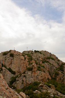 Free Site Of Three Crosses, France Stock Photos - 20620603