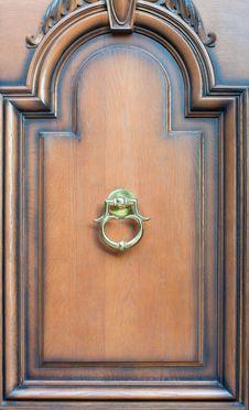 Free Modern Door Knock Royalty Free Stock Photos - 20620808