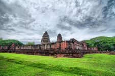 Free Ancient Thai Castle (HDR) Stock Photo - 20620830