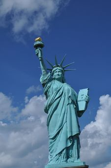 Free Statue Of Liberty Stock Photography - 20621772