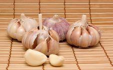 Free Garlic Royalty Free Stock Photo - 20622665