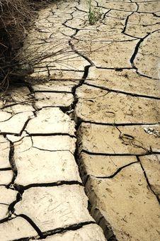 Free Crack Soil Stock Photos - 20622993