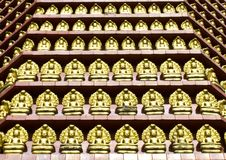 Buddha In Wat Laem Yang. Stock Photo