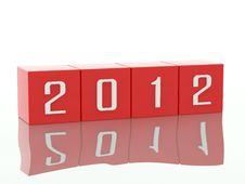 Free New Year 2012 Stock Images - 20624604