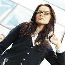 Free Businesswoman Stock Photography - 20624622