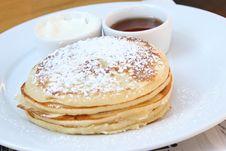 Free Pancakes Royalty Free Stock Images - 20624629