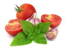 Free Tomatoes With Spice Stock Photo - 20625100