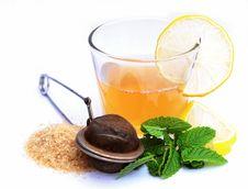 Free Mint Tea Stock Photography - 20626942
