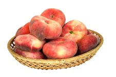 Mountain Peach Royalty Free Stock Photography