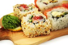 Free Sushi Royalty Free Stock Photos - 20628848