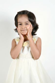 Free Cute Toddler Stock Photography - 20629692