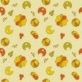 Free Seamless Retro Background Stock Images - 20630094