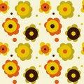 Free Seamless Retro Background Stock Photo - 20630130