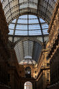 Free Galleria Vittorio Emanuele, Milan Royalty Free Stock Photos - 20636728