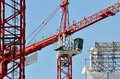 Free Cranes On A Construction Site Stock Photo - 20638160