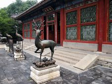Free Summer Palace Royalty Free Stock Photography - 20632187
