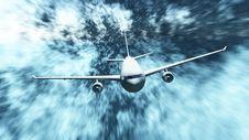 Free Airplane Stock Photo - 20632950