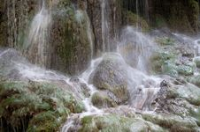 Free Waterfall At The Monasterio De Piedra Stock Photography - 20633332