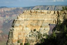 Free Angel's Window Rock Formation - Grand Canyon Royalty Free Stock Images - 20633709