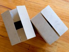 Free Cardboard Boxes Stock Photography - 20634192