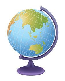 Free School Globe, View On Asia Stock Photos - 20635403