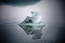 Free Floating Ice Royalty Free Stock Photo - 20636265