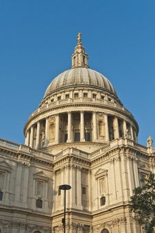 Free Saint Paul Cathedral At London Stock Photography - 20636972