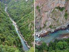 River Tara Royalty Free Stock Images