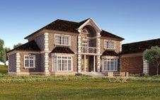 Free Luxury Home Stock Image - 20639331