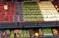 Fruit Market Royalty Free Stock Photography
