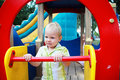 Free The Kid In The Playground Royalty Free Stock Images - 20645089