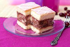 Free Fruit Cake Royalty Free Stock Photos - 20640038