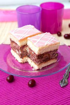 Free Fruit Cake Stock Photography - 20640052