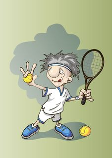 Free Tennis Stock Photos - 20640483