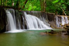 Free Waterfall Royalty Free Stock Photography - 20641337