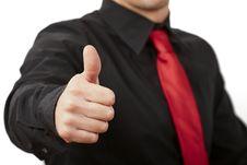 Free Thumb Up! Stock Photo - 20642000