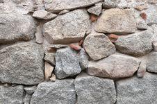 Free Stone Wall Stock Image - 20642051