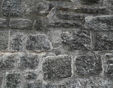Free Stone Wall Royalty Free Stock Photos - 20642088