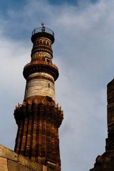 Free Qutub Minar Stock Images - 20642224