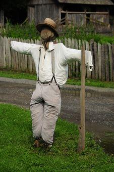 Free Scarecrow Stock Photography - 20642302