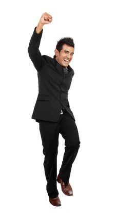 Free Success Businessman Stock Images - 20642444