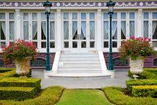 Free Pang-Pa-In Palace Royalty Free Stock Photos - 20643038